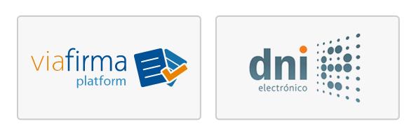 Módulo de firma y verificación de DNIe - Viiafirma Platform
