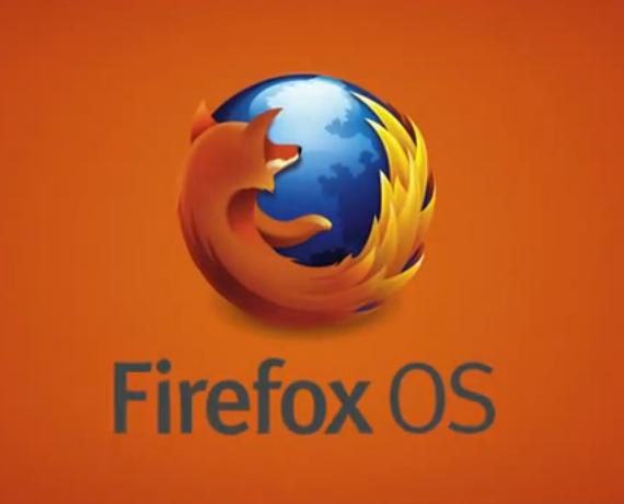 Firefox OS header