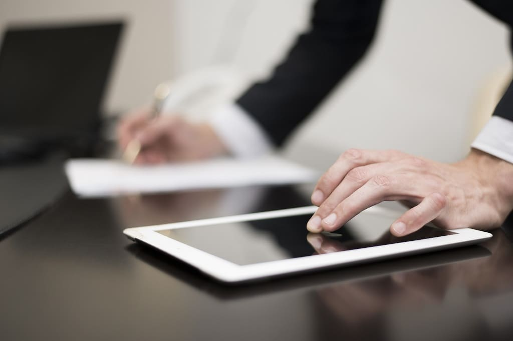 Advanced electronic signatures definition