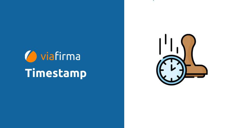 Timestamp service by Viafirma