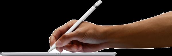 Apple pencil para firma biométrica