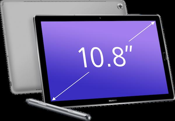 Las tablets de Huawei soportan la firma biométrica