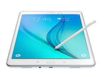 Tablets samsung también soportan la firma biométrica