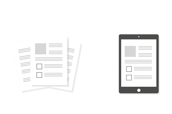 Pásate al formato digital de documentos