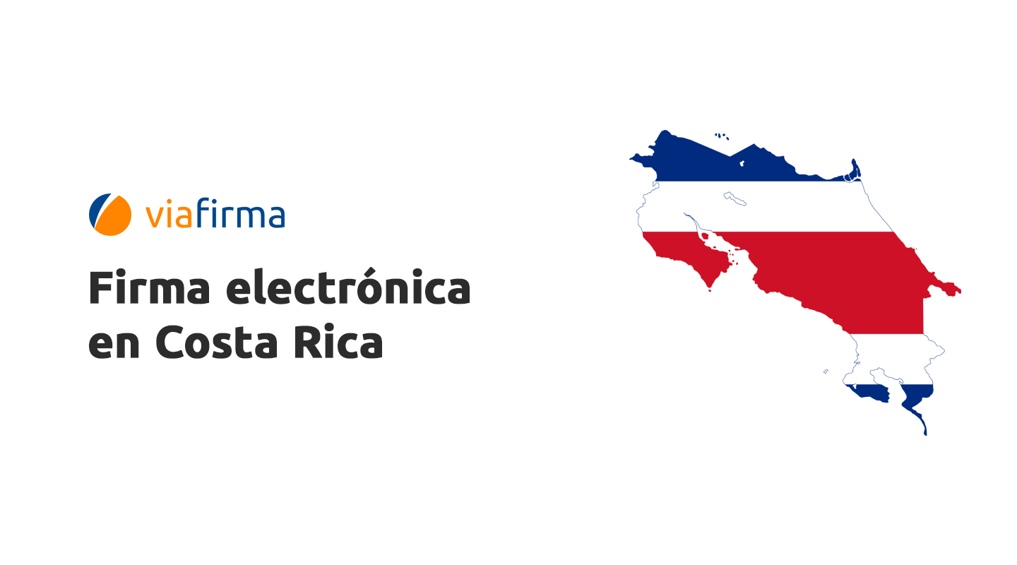 La firma digital en Costa Rica