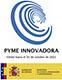 Logo de PYME innovadora