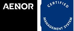Logo de Aenor e IQNET