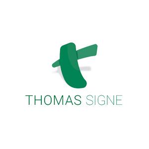 Logo Thomas Signe