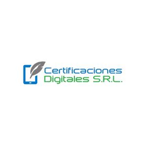 Logo Certificaciones Digitales SRL