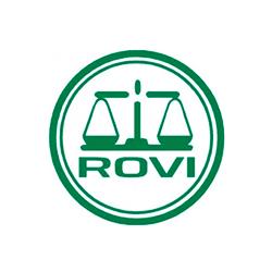 Logo Laboratorios Rovi