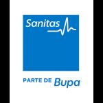 Logo Sanitas parte de Bupa